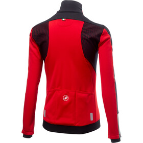 Castelli Mortirolo 3 Jas Dames, red